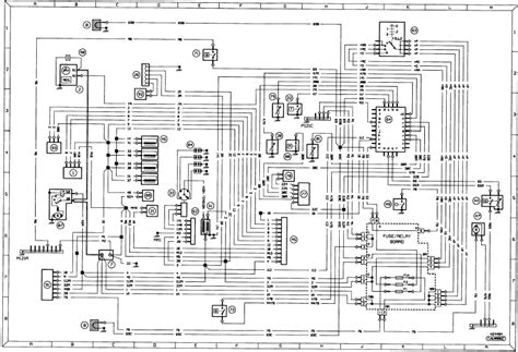 peugeot 205 wiring diagram