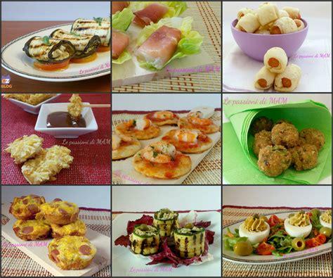 Idee Feste Bar by Ricette Finger Food Aperitivi Buffet E Giallo
