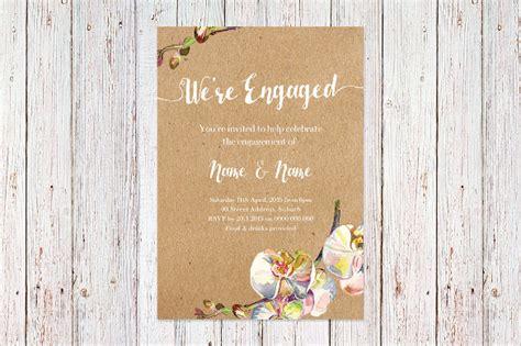 25 Engagement Invitation Templates Psd Ai Free Premium Templates Engagement E Invite Template