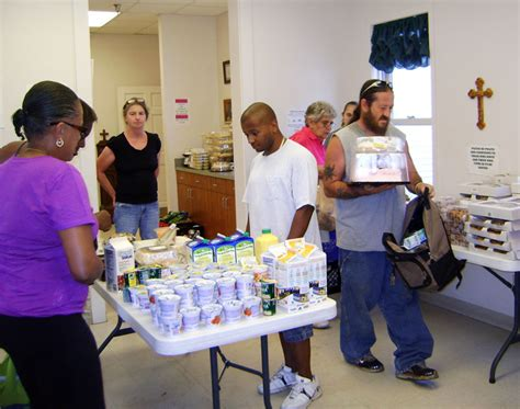 Catholic Social Services Food Pantry by Food Pantry