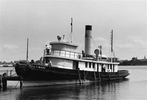 tug boat operating costs baltimore tug wikipedia