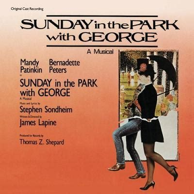 sunday in the park by blackietv sunday in the park with george theatre tv tropes