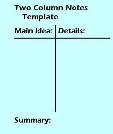 2 Column Word Template by Edtech Solutions Teaching Every Student November 2005