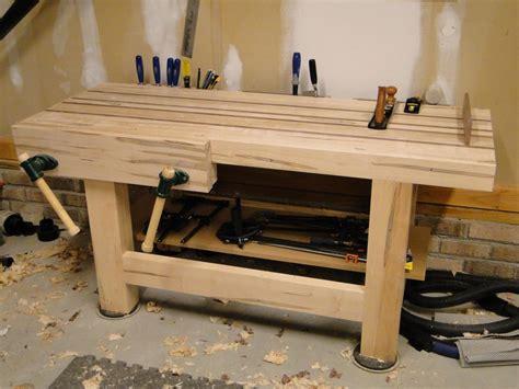 holtzapffel workbench project showcase wood talk online