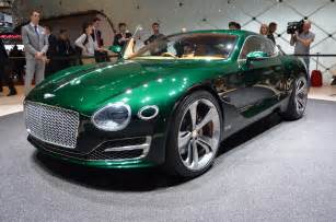 Bentley Insurance Cost Bentley Previews Future Sports Car With Stunning New