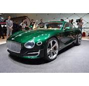 Production Bentley EXP 10 Speed6 Due In 2018 &187 AutoGuidecom News
