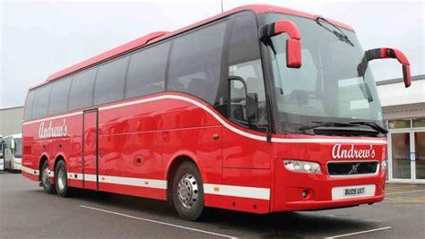 coach sales centre volvo bus