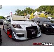 Vios Gen2 Modified Compilation Part 1  Galeri Kereta
