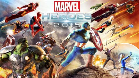 Marvel Heroes Giveaway - softpedia giveaway 10 000 random hero box codes for marvel heroes 2015