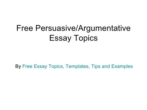 Free Essays On Current Topics by Free Essay Topics Tips Templates And Exles