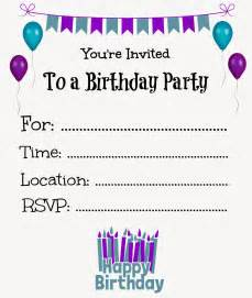 it s a princess thing free printable birthday invitations for