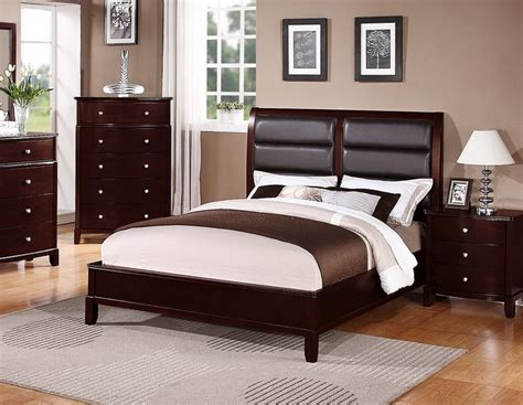 cherry bedroom sets cherry wood bedroom sets