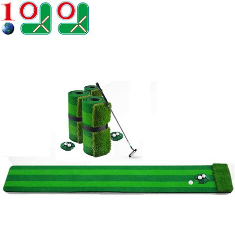 Indoor Golf Putting Mats by 10l0l Golf Putting Mat Portable Indoor Flat To Practice