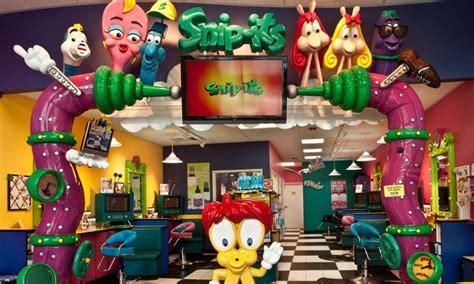 haircut deals los angeles kid s haircut at snip it s snip its kids hair salon and