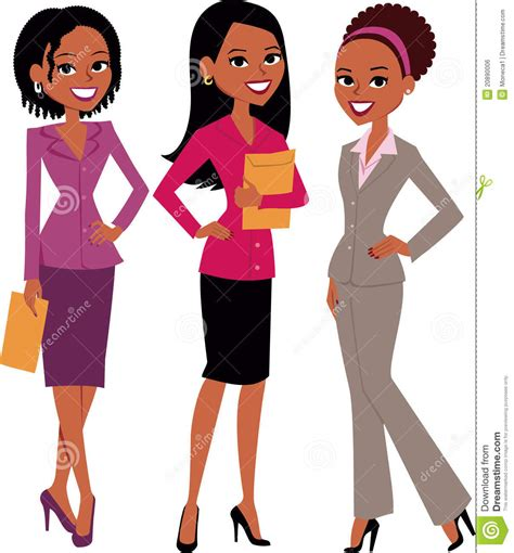 imagenes mujeres profesionales group of women stock illustration illustration of drawing