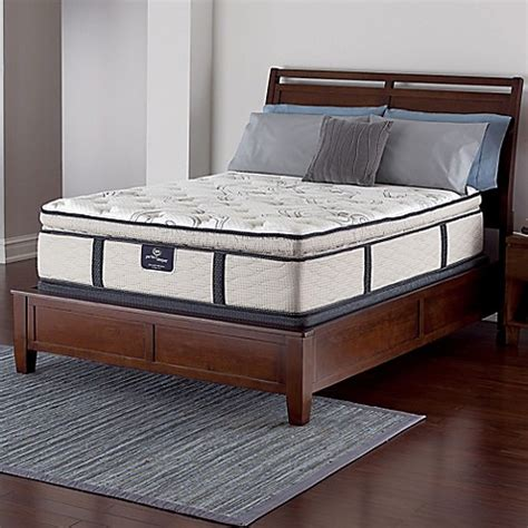 twin bed pillow top buy serta 174 perfect sleeper 174 pederson super pillow top twin