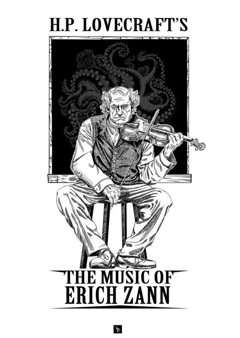 h p lovecraft the ultimate h p lovecraft s the music of erich zann by chadodellroberts on
