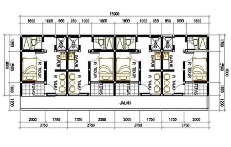 layout rumah kontrakan desain rumah kontrakan 2 lantai penelusuran google
