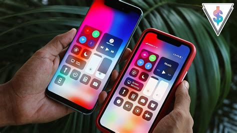 turn your android phone to an iphone x xs xs max running ios