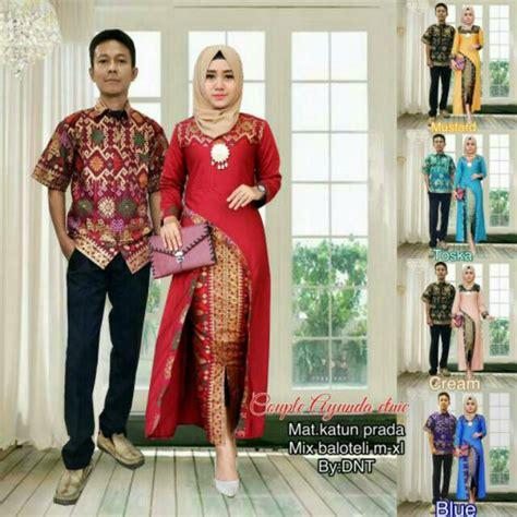 Setelan Etnic kebaya modern blouse setelan batik ayunda