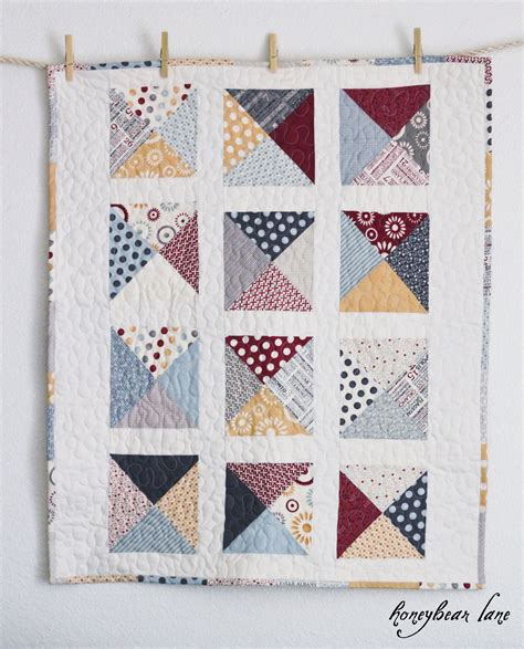 free baby quilt patterns using charm packs
