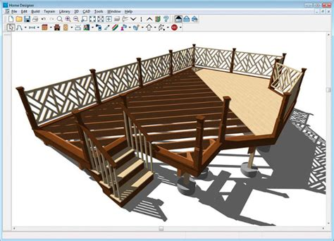 deck design software 6 best deck design software free for windows