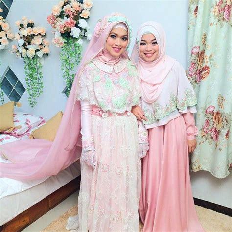 Baju Muslim Busana Muslim Pakaian Anggun Syari Hitam 12 gaun pernikahan yang bisa membuatmu til anggun