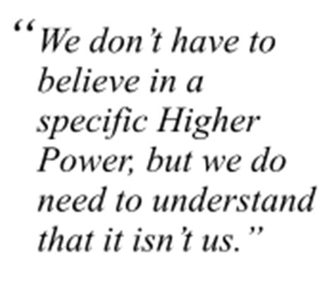 Higher Power Detox by 87 Higher Power Quotes By Quotesurf