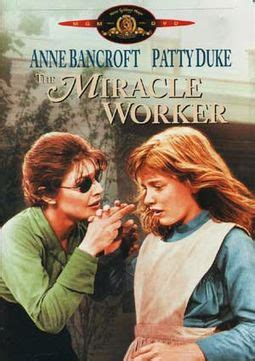 The Miracle Worker With Subtitles The Miracle Worker Dvd 1962 Starring Patty Duke Directed By Arthur Penn Starring
