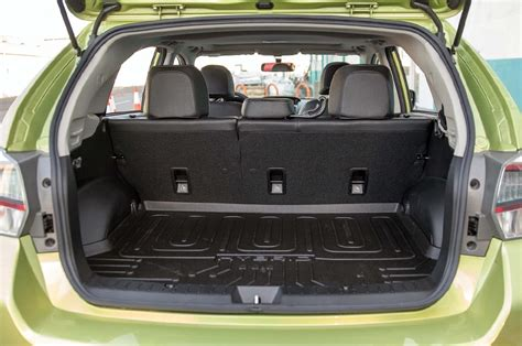 subaru crosstrek interior trunk 2014 subaru crosstrek turbo autos post