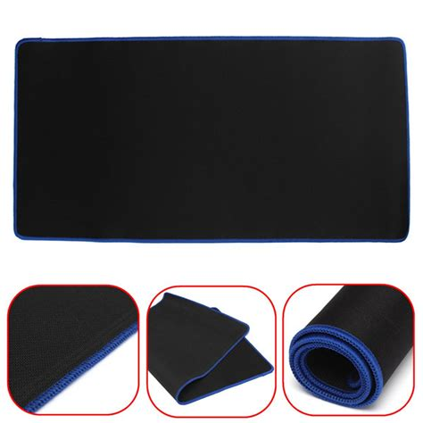 giant mouse pad for desk 600 300mm pro large gaming mouse pad locking edge mouse