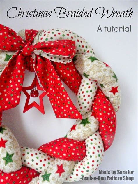 25 best ideas about christmas sewing on pinterest