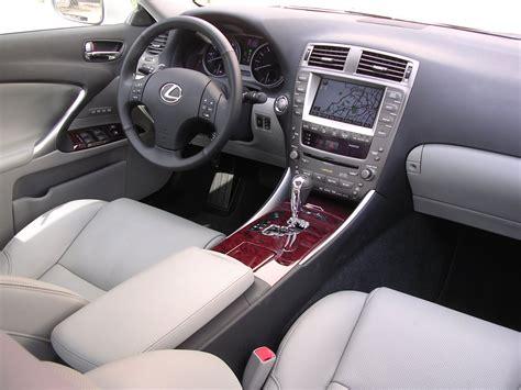 Is350 Interior by 2007 Lexus Is 350 Interior Pictures Cargurus