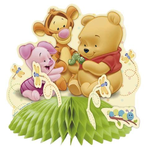 imagenes de winnie pooh con flores im 225 genes bonitas de winnie pooh bebe
