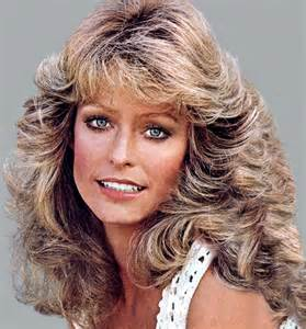 updated farrah fawcett hairstyle farrah fawcett oh that beautiful hair that all the girls