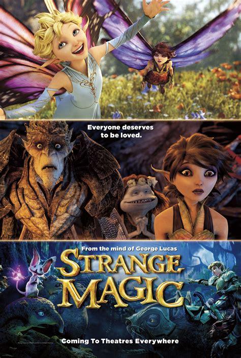 Dvd Strange Magic review strange magic one our views