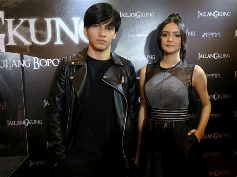 film jefri nichol dan amanda rawles amanda rawles dan jefri nichol pasangan baru film indonesia
