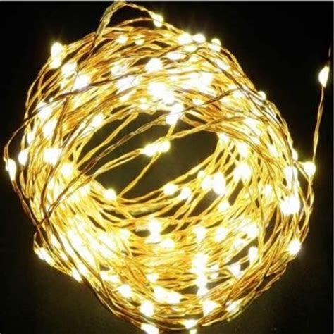 how long of a light string for a 6 ft christmas tree micro led copper wire string lights for indoor outdoor decoration