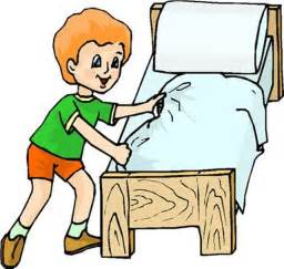 make your bed making the bed habit engineering