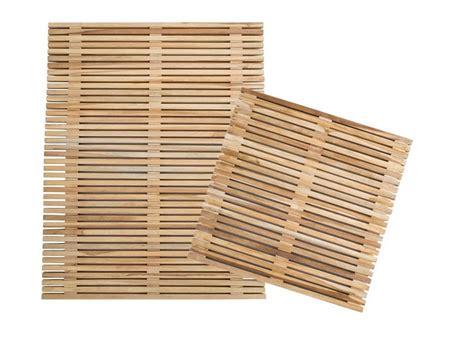 pedana legno doccia pedana doccia di cip 236 in listellare di legno