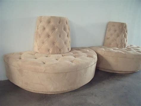 circle banquette settee lobby sofa sofa settee review home decor