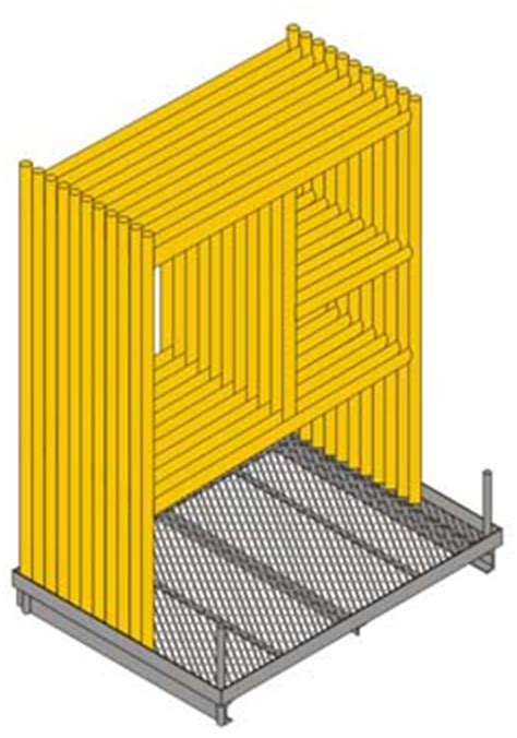 Scaffold Rack by A 1 Scaffold Mfg Inc Your Source For Quality Scaffold