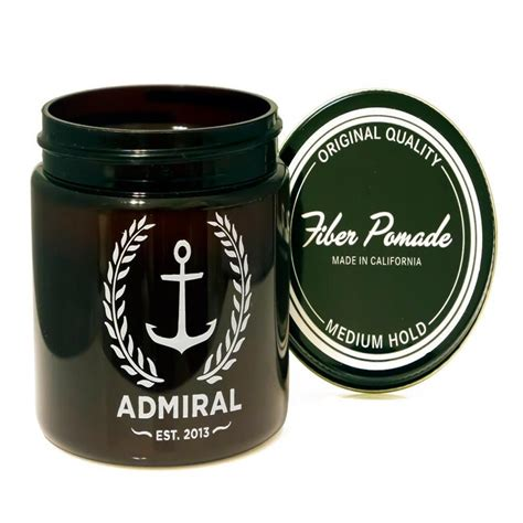 Pomade Admiral admiral supply medium hold fiber pomade market