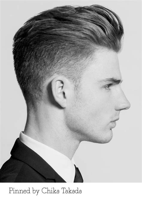 hairstyles for a flat head 9 best graduated mens cut images on pinterest man s