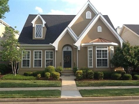 16 best images about painted house on alabama trim color and painting brick
