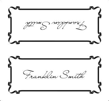 place card template for word 10 best images of place card blank template word blank