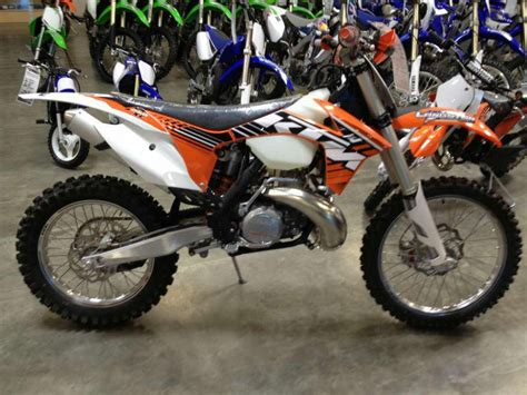 Ktm 250 Dirt Bike For Sale Buy 2012 Ktm 250 Xc Dirt Bike On 2040motos