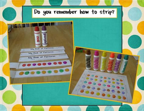 pattern games for 3 year olds 106 best repeating growing patterns images on pinterest