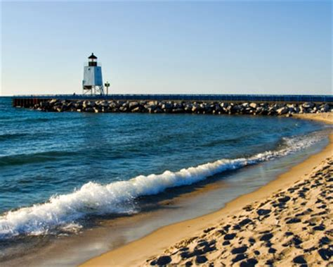 beaches in michigan michigan beaches best beaches in michigan