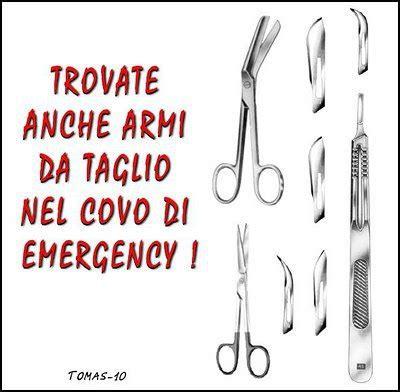 Emergency L Orkia emergency e ora con i medici in galera chi riattacca il